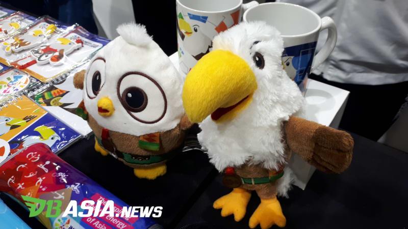 Merchandise Asian Para Games 2018 Masih Bisa Dibeli 0066f3c19f