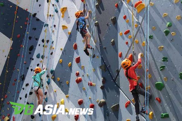Dbasia News Kompetisi Panjat Tebing Makin Menjamur Dbasia News